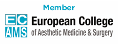 Member of European College of Aesthetic Medicine & Surgery