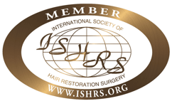 Member of International Society of Hair Restoration Surgery