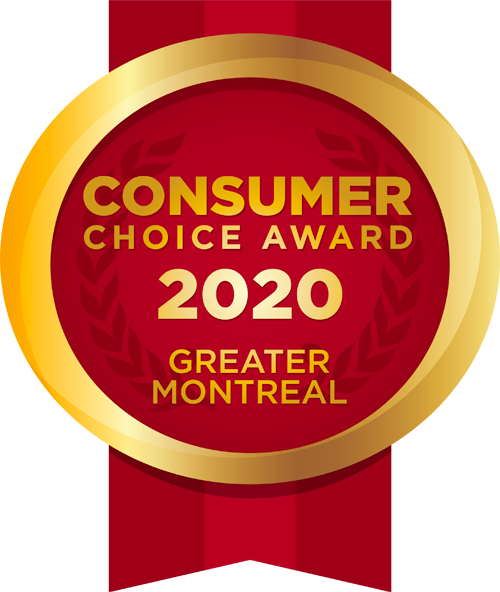Consumer choice award 2020 - 3 years