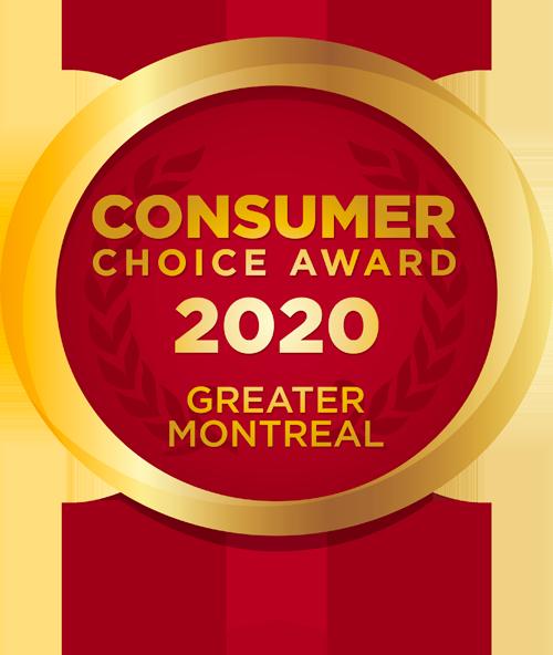 Consumer choice award 2020 - 3 years